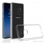 Funda Case Para Samsung S9 Plus Protector Transparente De Acrílico Con Bordes De Plastico TPU