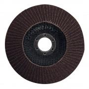 Silverline 282587 Lamellenschijf Aluminiumoxide - 125mm - K80