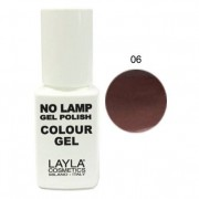Layla Smalto No Lamp Gel Polish Colour Gel To