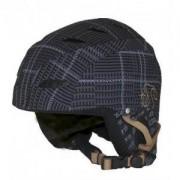 Зимна каска Spartan, размер S, черна, STWH015