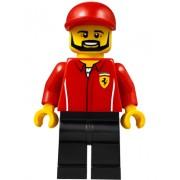 sc050 Minifigurina LEGO Speed Champions-Inginer Ferrari sc050