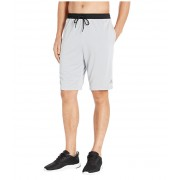 Reebok Workout Ready Performance Knit Shorts Grey
