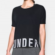 Camiseta Under Armour Threadborne Train Oversize