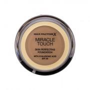 Max Factor Miracle Touch Skin Perfecting make-up e fondotinta SPF30 11,5 g tonalità 078 Sand Beige donna