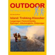 Wandelgids Trekking Klassiker Island - IJsland Laugavegur, Fimmvörduhals, Kjalvegur, Jökulsargljufur und Öskjuvegur | Conrad Stein Verlag