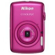 Nikon Digitalni Fotoaparat CoolPix S01 Pink 16996
