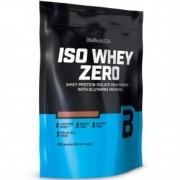 BioTech USA 100% IsoWhey ZERO Lactose Free mogyoró - 500g