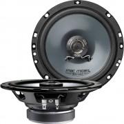 2-sustavski koaksialni zvučnici za ugradnju 200 W Mac Audio Mac Mobil Street 16.2F