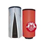 Ohřívač vody 1000/1, snímací izolace šedá (Zásobník TUV 1000 l s výměníkem)