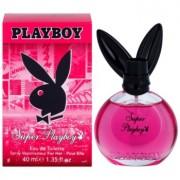 Playboy Super Playboy for Her eau de toilette para mujer 40 ml