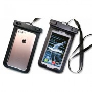 Waterproof Pouch with for Mobile Devices: Black/2-Pack (60057713)