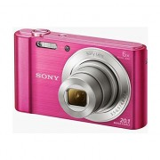 Aparat foto digital Sony Cyber-Shot DSC-W810, 20MP, Pink