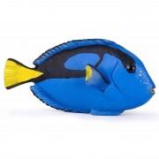 Papo Plastic decoratie doktersvis blauw 7 cm