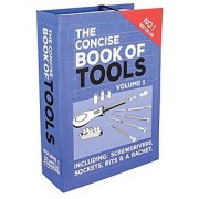 Paladone The Concise Book of Tools- Tool Box