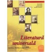 Literatura universala - Clasa 12 - Manual - Florin Ionita