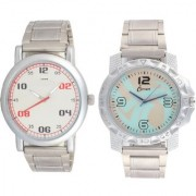 I smart Branded Metal Collection Combo watches 1 - 7 for Men Women