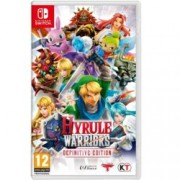 Hyrule Warriors: Definitive Edition, за Switch