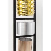Kare Design - Vloerlamp Parecchi Glamour - H180 Cm - Small
