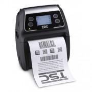 Imprimanta mobila de etichete TSC Alpha-4L, 203DPI, Bluetooth, MFi, display