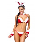 X-Mas Bunny Costumatie Craciunita