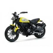 Maisto Ducati Scrambler Diecast Model Motorcycle - Multi Color