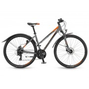 Winora Vatoa women 28'' 21-Sp TX800 - 18 Winora grey/black/orange - Mountain Bikes 41