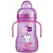 MAM Babyartikel GmbH MAM Trainer + 220 ml für Mädchen