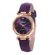 Ceas femei classic luxury casual violet