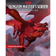 Dungeons & Dragons 5th RPG - Dungeon Master's DM Screen - Reincarnated (Fifth Edition)