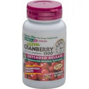 Natures Plus Ultra Cranberry 1500™, 30 Tabletten