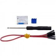 Meco Ultra-silent TMC2130 V1.1 Stepper Motor Driver Module SPI With Heat Sink Kit For 3D Printer Board