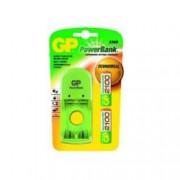 Зарядно у-во GP PB410GS210, за батерии AA/AAA, 2xAA NiMH (2100mAh) батерии