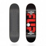 "FLIP - skateboard Odyssey Logo Black 7.5""x30.6"" Flip Complete black/red Velikost: 7.5"