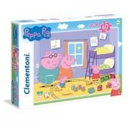 Puzzle Maxi Purcelusa Peppa Clementoni 60 piese