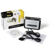 doodad ezcap Portable USB Cassette Tape to MP3 CD converter Player Walkman Capture MP3 Audio Music Convert
