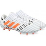 ADIDAS NEMEZIZ MESSI 17.3 FG Football Shoes For Men(White)
