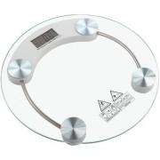 Gadget Hero's Personal Bathroom Weighing Scale With Digital LCD Display 180 Kg / 396 Lbs