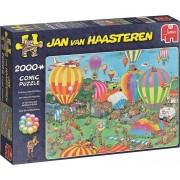 Jumbo Puzzel Jan Van Haasteren Ballon Festival (2000)
