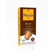 Capsule Nicola Cafes Rossio, compatibile Nespresso, 10 capsule