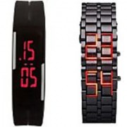TRUE CHOICE Stylish Sport Watch with Light