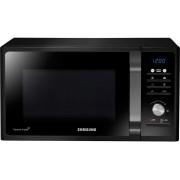 Cuptor cu microunde Samsung MG23F301TAK, 23 l, 800 W, Grill, Digital, Negru