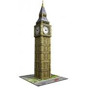 Ravensburger Big Ben 3D Puzzle Includes Real-Working Clock (216 Piece)