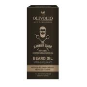 Olivolio ulei de barba cu ulei din lemn de cedru