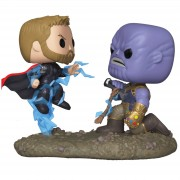 Pop! Vinyl Marvel Thor vs Thanos Pop! Movie Moment