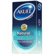 Perfetti Van Melle Italia Srl Profilattico Ansell Akuel By Manix Natural B 6 Pezzi