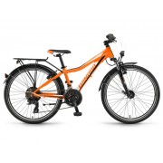 Winora dash 24 21-Sp TX35 - 17/18 Winora orange/white/black - City Bikes 32