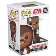 Figurina POP! Star Wars Ep 8 The Last Jedi Chewbacca With Porg