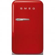 Frigider minibar retro pentru bauturi Smeg FAB5RRD3, rosu, 40 cm latime