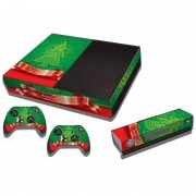 MicroSoft Kerstmis series Stickers voor Xbox One Game Console