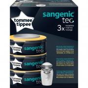 Tommee Tippee Sangenic Tec komplet od 3 kazete